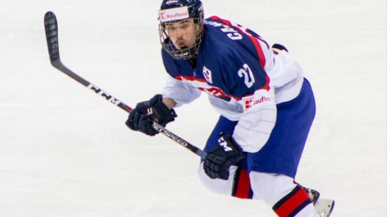 The CAPITALS Will Be Strengthened by Maxim Čajkovič