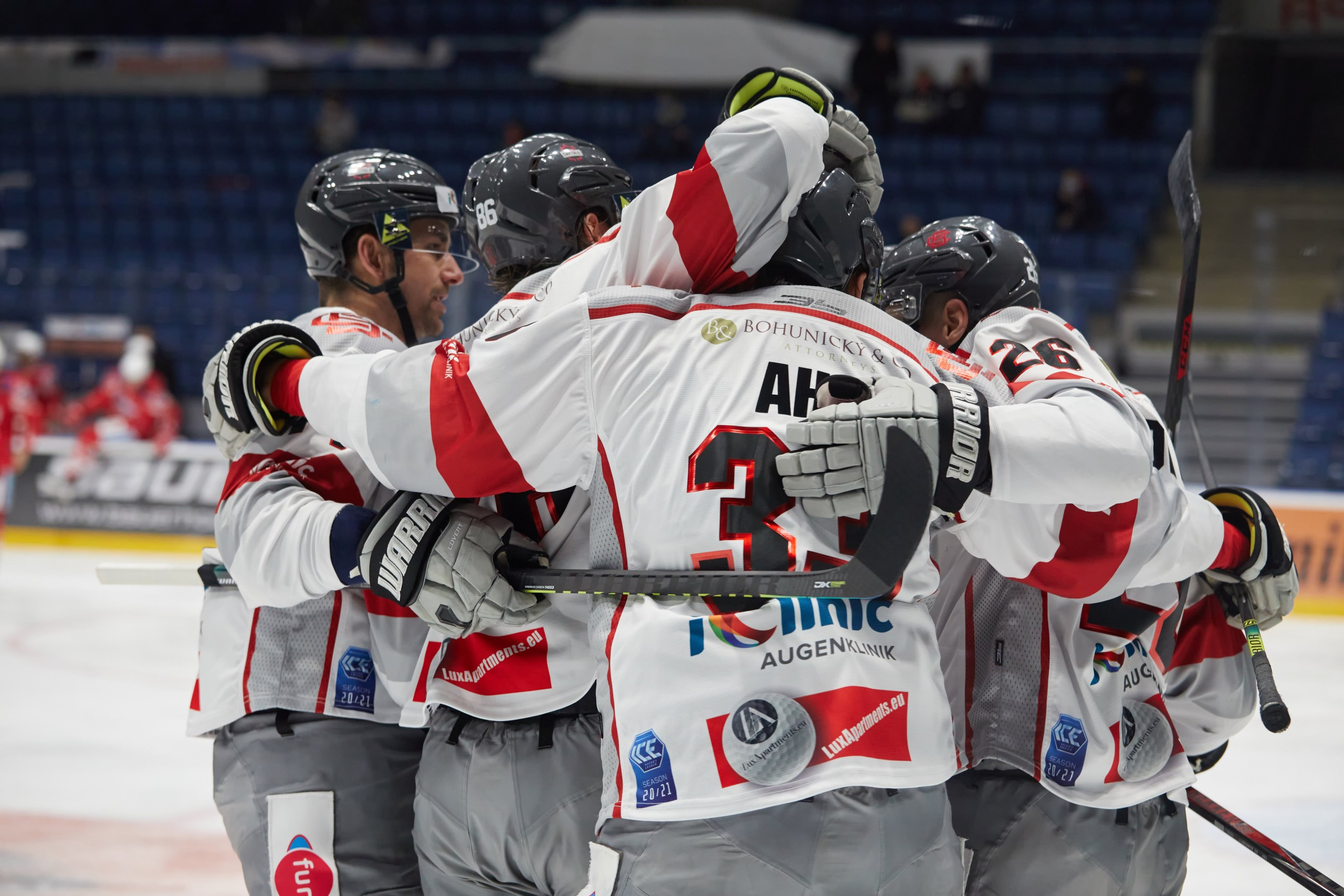 CAPITALS zastavili víťaznú šnúru Innsbrucku