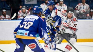 Capitals so štvrtou výhrou v ICE Hockey League