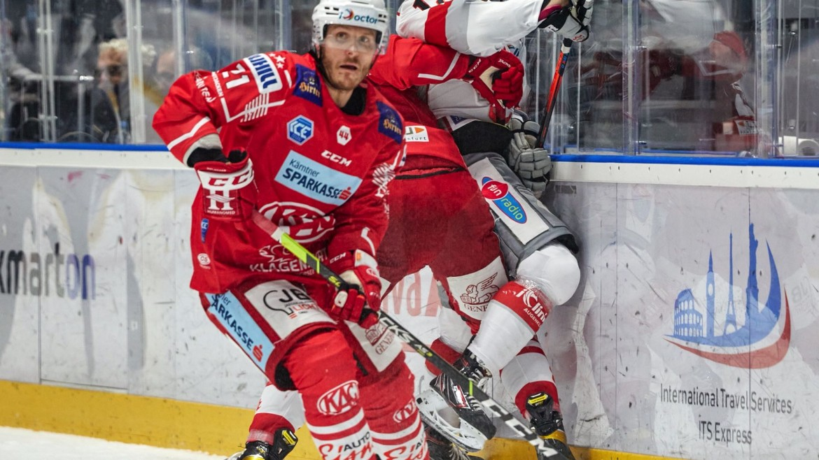Days like this happen in ice hockey…