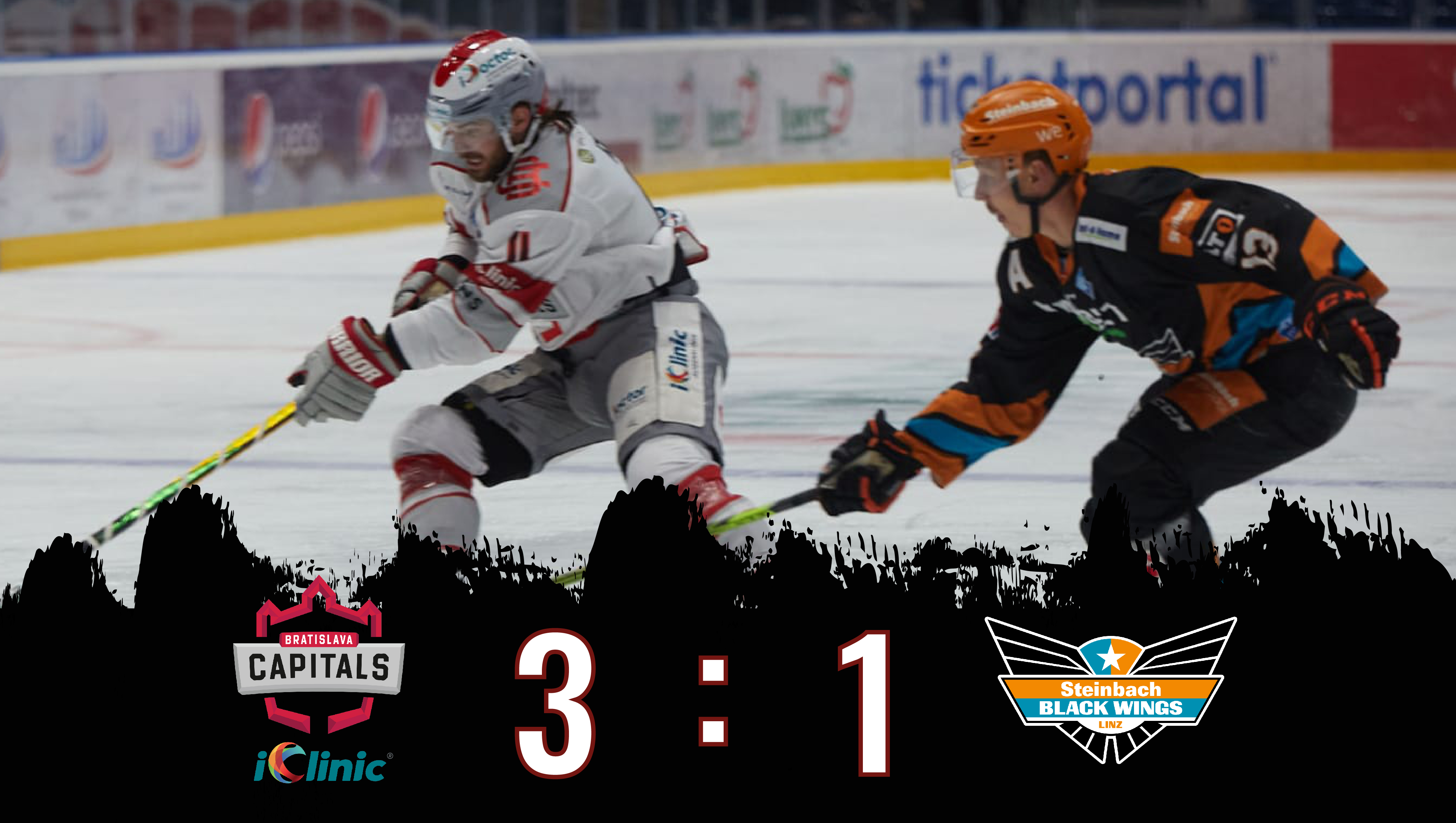 Win against Linz!